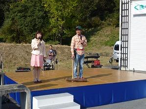 ステージ発表